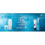 Ezebra: 15% zniżki na kosmetyki marek La Roche Posay i Vichy