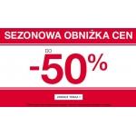 F&F: obniżka cen do 50%