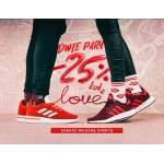 Fabryka Cen: Walentynkowa Promocja 25% zniżki na obuwie znanych marek