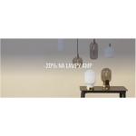 Fabryka Form: 20% zniżki na lampy Amp