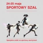 Sportowy Szał w centrum Factory Warszawa Annopol 24-25 maja 2014