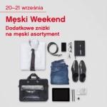 Męski Weekend w Factory Warszawa, Poznań, Kraków 20-21 września 2014