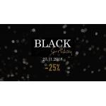 Black Friday Fasardi: 25% zniżki na odzież damską, męską oraz dziecięcą