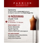 Fashion Blogger w Blue City 18 października 2014
