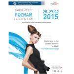 Targi Mody w Poznaniu 25-27 lutego 2015