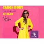 Targi Mody Fashion Revolution w warszawskim Wola Park 27-28 czerwca 2015
