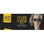 Targi Mody Fashion in Warsaw 24 stycznia 2015