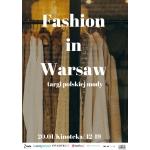 Targi Mody Fashion in Warsaw 20 stycznia 2018