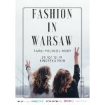 Targi Mody Fashion in Warsaw 29 października 2017