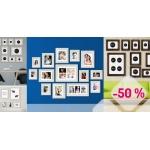 Feeby: 50% rabatu na kolekcję multiram