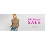 Femestage Eva Minge: wyprzedaż do 50% zniżki na odzież dla kobiet