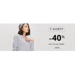 Femestage Eva Minge: 40% rabatu na t-shirty damskie