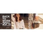 Femestage Eva Minge: 20% zniżki na nową kolekcję odzieży damskiej