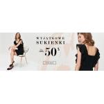 Femestage Eva Minge: do 50% zniżki na wyjątkowe sukienki
