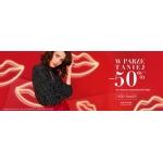 Femestage Eva Minge: 50% rabatu na produkt zakupiony w parze