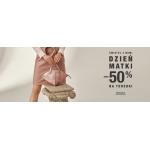 Femestage Eva Minge: 50% rabatu na torebki na Dzień Matki