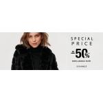 Femestage Eva Minge: do 50% zniżki na swetry, płaszcze i kurtki damskie