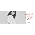 Femestage Eva Minge: wyprzedaż do 50% rabatu na odzież damską