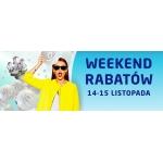 Weekend Rabatów w Focus Park Rybnik 14-15 listopada 2015