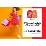 ForPro: 20% zniżki na nową kolekcję oraz i 5% zniżki na wyprzedaż obuwia i odzieży sportowej