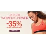 ForPro: 35% rabatu na wybrane modele staników sportowych