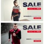 ForPro: wyprzedaż międzysezonowa do 70% rabatu na odzież i obuwie sportowe