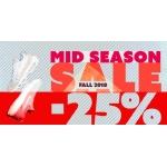 ForPro: wyprzedaż 25% rabatu na odzież, obuwie i akcesoria sportowe