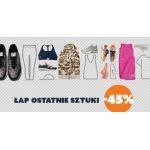ForPro: 45% zniżki na ostatnie sztuki odzieży i obuwia sportowego