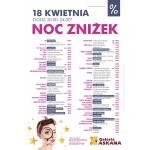 Noc Zniżek w gorzowskiej galerii Askana 18 kwietnia 2015