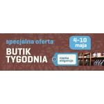 Butik Tygodnia, czyli męska elegancja w krakowskiej galerii Bronowice 4-10 maja 2015