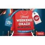 Weekend Okazji w krakowskiej galerii Bronowice 18-19 lipca 2015