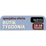 Butik tygodnia w krakowskiej galerii Bronowice 13-19 kwietnia 2015