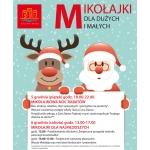 Mikołajkowa Noc Rabatów w galerii Brzeg 5 grudnia 2014