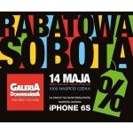Rabatowa Sobota we wrocławskiej Galerii Dominikańskiej 14 maja 2016