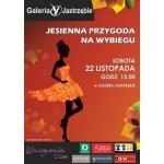 Moda na wybiegu w Galerii Jastrzębie 22 listopada 2014