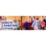 Sobota z rabatami w szczecińskiej galerii Kaskada 21 listopada 2015