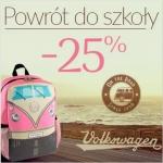 Galeria Limonka: 25% zniżki na plecaki, torby i kosmetyczki