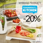Galeria Limonka: 20% zniżki na wybrane produkty marki Tomorrow's Kitchen