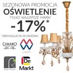 Galeria Limonka: 17% rabatu na oświetlenie