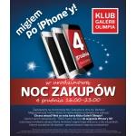 Noc Zakupów w galerii Olimpia w Bełchatowie 4 grudnia 2014