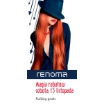 Magia Rabatów w galerii Renoma we Wrocławiu 15 listopada 2014