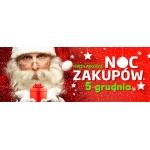 Mikołajkowa Noc Zakupów w galerii Rzeszów 5 grudnia 2014