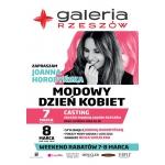 Modowy Dzień Kobiet w galerii Rzeszów
