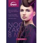 Nocne Zakupy w galerii Sfera w Bielsko-Białej 8 maja 2015