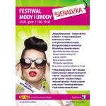 Festiwal Mody i Urody w galerii Sieradzkiej 24 maja 2014