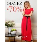 Gatta: do 70% zniżki na odzież damską