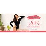 Gatta: Szaleństwo Zakupów 20% rabatu na cały asortyment bielizny i odzieży damskiej