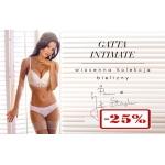Gatta: do 25% zniżki na wybrane modele bielizny