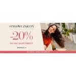 Gatta: Stylowe Zakupy 20% rabatu na rajstopy, odzież i bieliznę damską