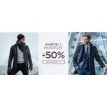 Giacomo Conti: do 50% zniżki na kurtki i płaszcze męskie
